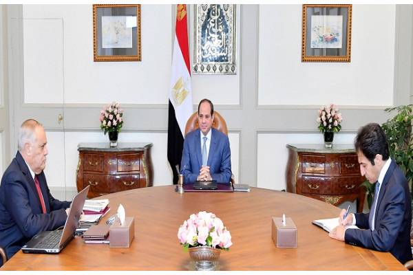 """السيسى يوجه بمواصلة تطوير """"العربية للتصنيع"""" تلبيةً لمتطلبات خطط التنمية"""