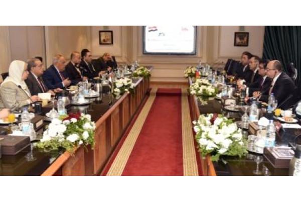 الهيئة العربية للتصنيع تستقبل وفد شركة تاتونج التايوانية العالمية