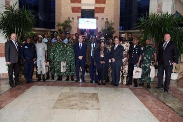 الهيئة العربية للتصنيع تستقبل وفد دورة التعاون الأفريقي لصناع القرار