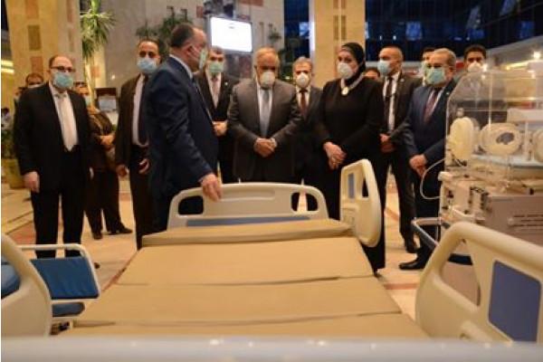 وزيرة التجارة والصناعة ورئيس الهيئة العربية للتصنيع يبحثان تعزيز التعاون المشترك