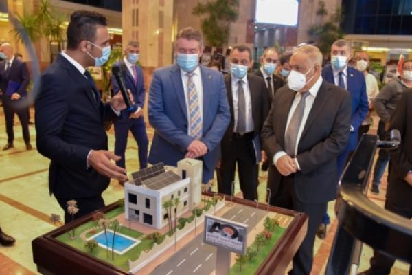 إتفاق العربية للتصنيع ووفد كبري الشركات الرومانية  لنقل وتوطين التكنولوجيا في مجالات التصنيع المختلفة
