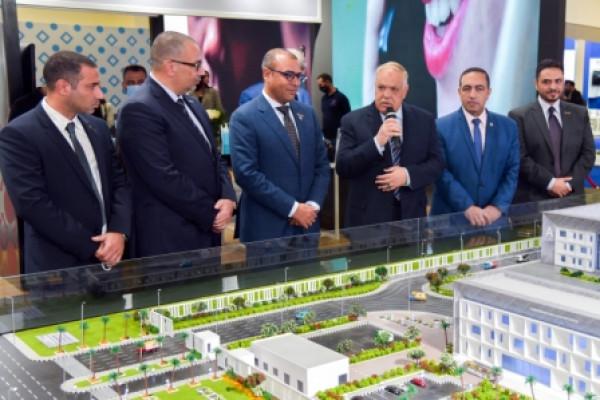 """توقيع اتفاق جماعة  المهندسين الإستشاريين لتصميم وإنشاء مصنع """"بنية للكابلات"""" وفقا لمعايير الجودة العالمية"""