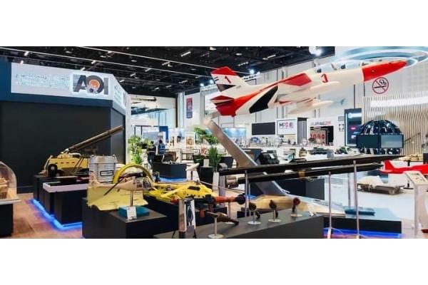 الهيئة العربية للتصنيع تُشارك بقوة بمعرض إيدكس أبو ظبي الدولي