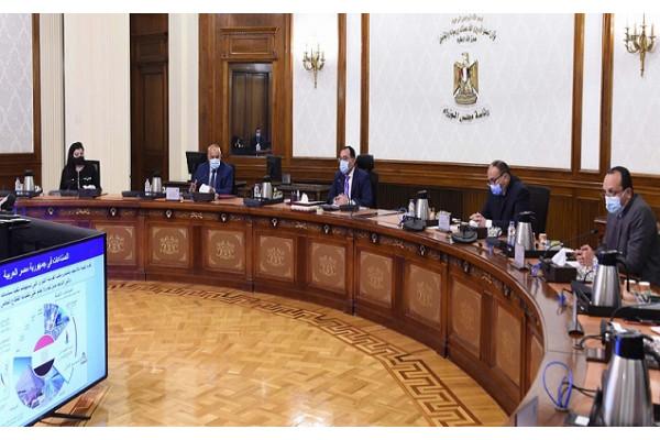رئيس الوزراء يثمن  الدور الحيوي الذي تقوم به الهيئة العربية للتصنيع في دعم الصناعة الوطنية