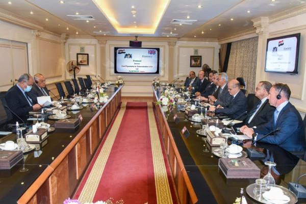 العربية للتصنيع توقع بروتوكولين تعاون مع  سامكريت و نيريك