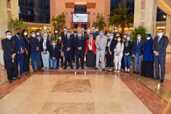 العربية للتصنيع تستضيف القيادات الشبابية التنفيذية  من 53 دولة  ضمن فعاليات منحة ناصر للقيادة الدولية