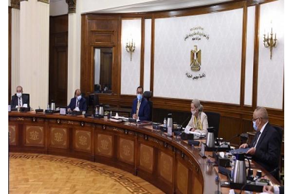 رئيس الوزراء يتابع الموقف التنفيذي لمنظومة المخلفات البلدية الصلبة بمرحلتيها الأولى والثانية