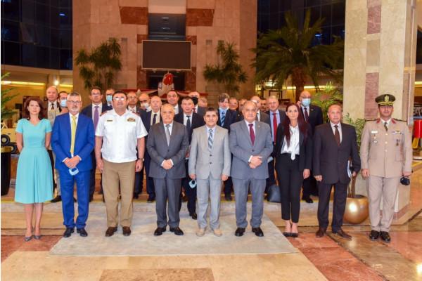 مباحثات العربية للتصنيع ووفد كبري الشركات الرومانية