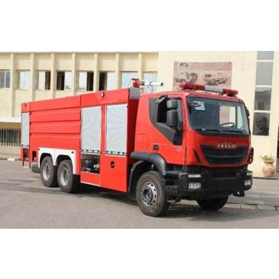 عربات الإطفاء الثقيلة 15 طن ( سيارات الإطفاء والإنقاذ )