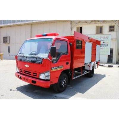 نجدة حريق - سيارات الإطفاء والإنقاذ