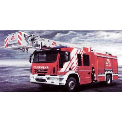 المنصات الهيدروليكية - سيارات الإطفاء والإنقاذ