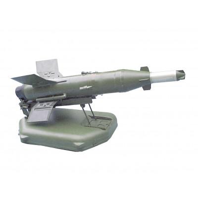 النظام الصاروخى المالوتيكا المطور المضاد للدبابات
