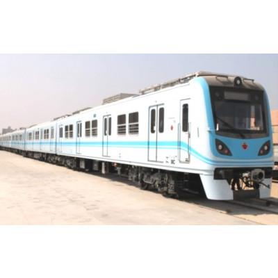 عربات السكك الحديدية ومترو الأنفاق والترام