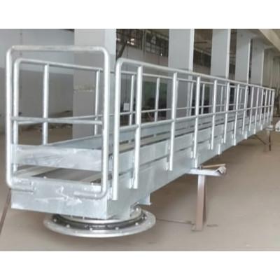 Sedimentation Bridge