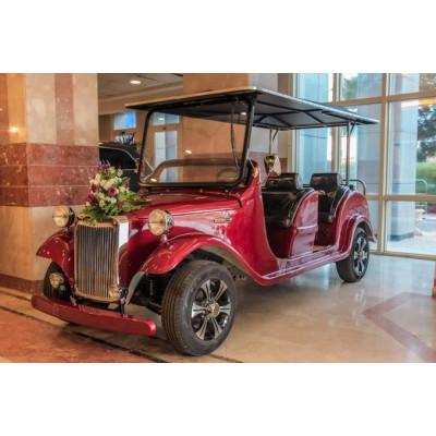 سيارة كهربائية كلاسيك (4) راكب
